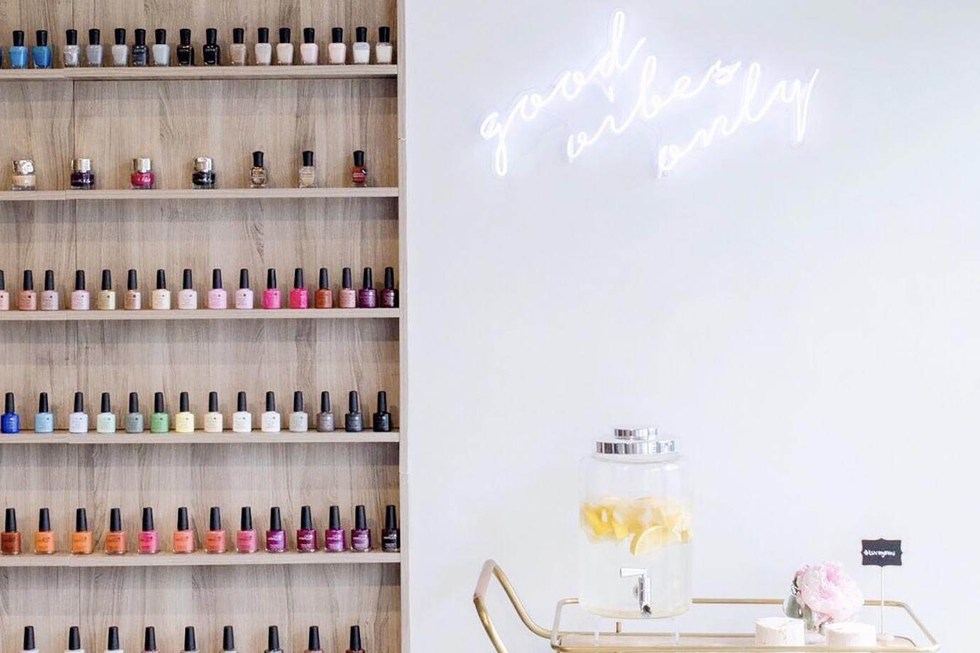 photo of luv nail shop