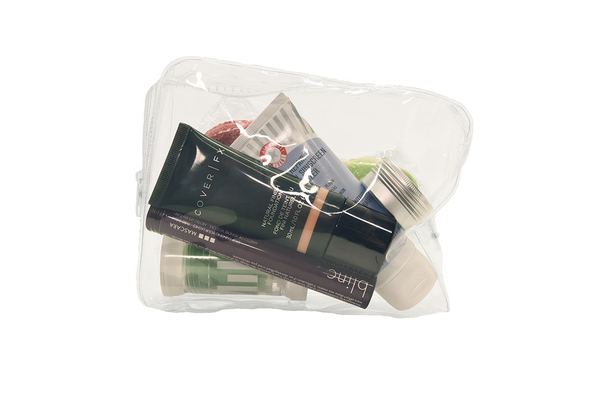 full beauty bag