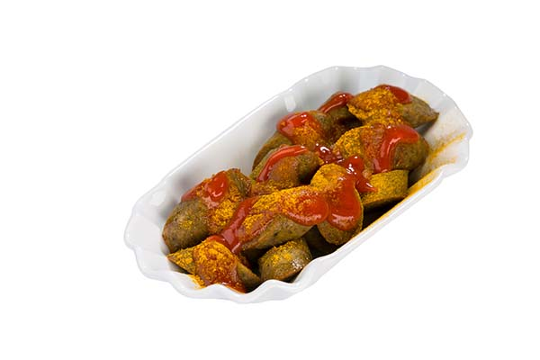 photo of Currywurst