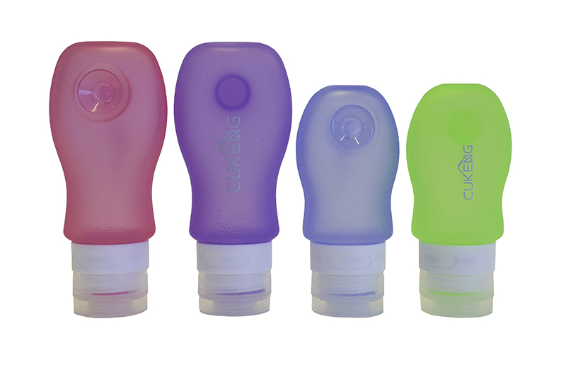 plastic travel containers